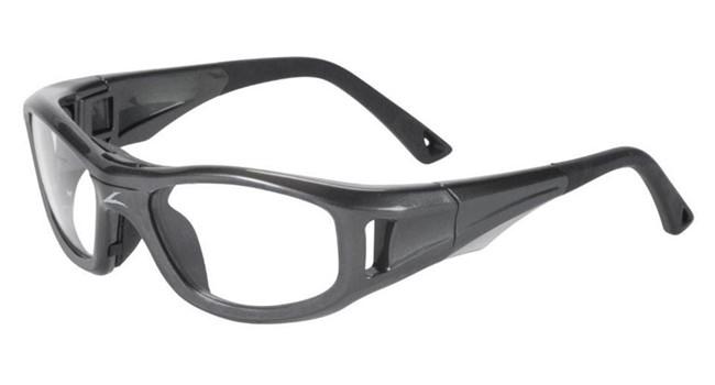 C2 Rx Hilco Leader Sports Safety Glasses 365302000  Gunmetal