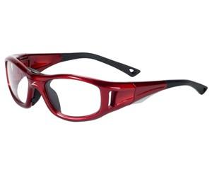 C2 Rx Hilco Leader Sports Saftey Glasses 365303000  Red