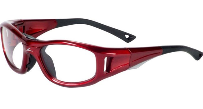 C2 Rx Hilco Leader Sports Saftey Glasses 365303000  Red
