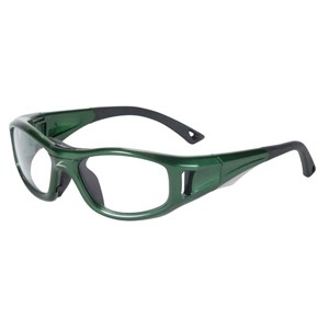 C2 Rx Hilco Leader Sports Safety Glasses 365305000 Green