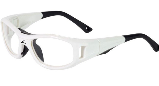 C2 Rx Hilco Leader Sports Saftey Glasses 365306000  White