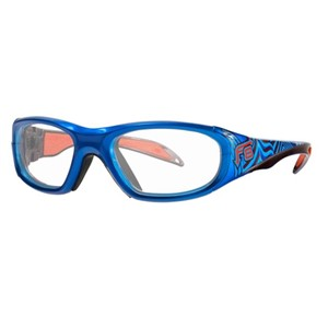 Liberty Sport Rec Specs F8 Street Series Eyeglasses Electric Wave #646