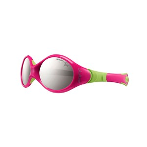 Julbo Looping 1 J189119C Sunglasses with Baby Spectron 4 Fuchsia/Lime Green