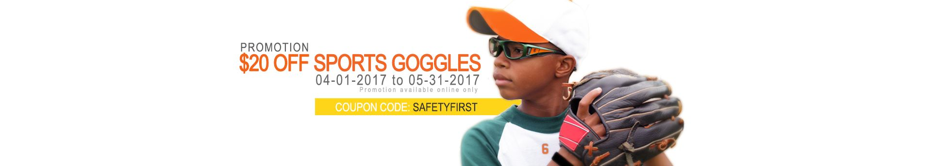 Safety First Promo