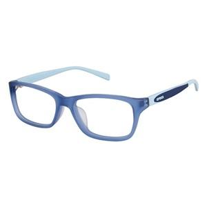 Crocs JR031 Kids Eyeglasses Blue 50BE