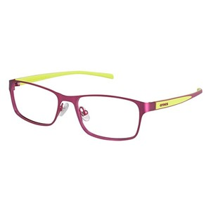 Crocs JR058 Kids Eyeglasses Red/Green 15GN