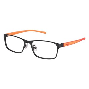 Crocs JR058 Kids Eyeglasses Black/Red