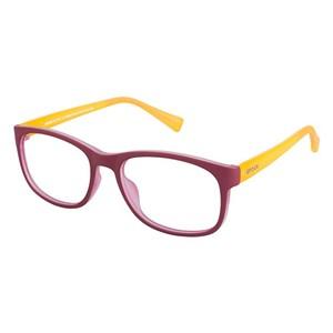 Crocs JR6006 Kids Eyeglasses Red/Yellow