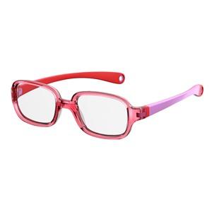 Kids By Safilo Sa0003 Eyeglasses Pink Lilac 00VA