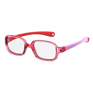 Kids By Safilo Sa0003/N Eyeglasses Pink 035J