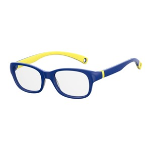 Kids By Safilo Sa0007 Eyeglasses Blue Yellow 0DCD