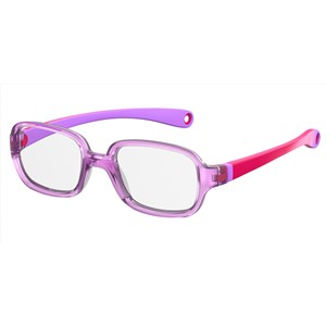 Kids By Safilo Sa0003/N Eyeglasses Lilac 0789