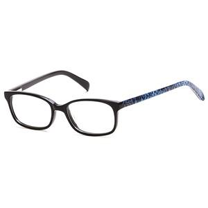 Guess Kids GU9158 Eyeglasses Shiny Balck 001