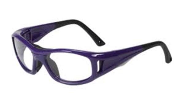 0045247b342 C2 Rx Hilco Leader Sports Saftey Glasses 365307000 Purple C2 Rx ...