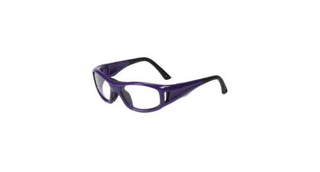 C2 Rx Hilco Leader Sports Saftey Glasses 365307000  Purple