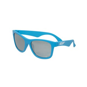 Babiators Navigattor ACE-016 Childrens Sunglasses Blue Crush Mirrored Lenses