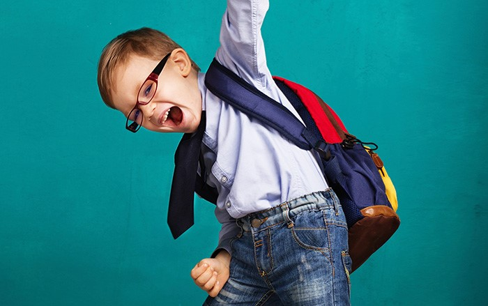 How to set up for a great school year if your kid wears glasses