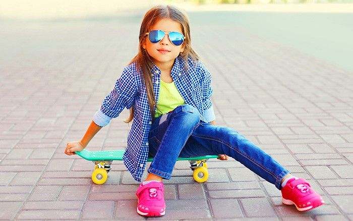 Why your kids need to wear sunglasses (year-round) and how to find the best ones